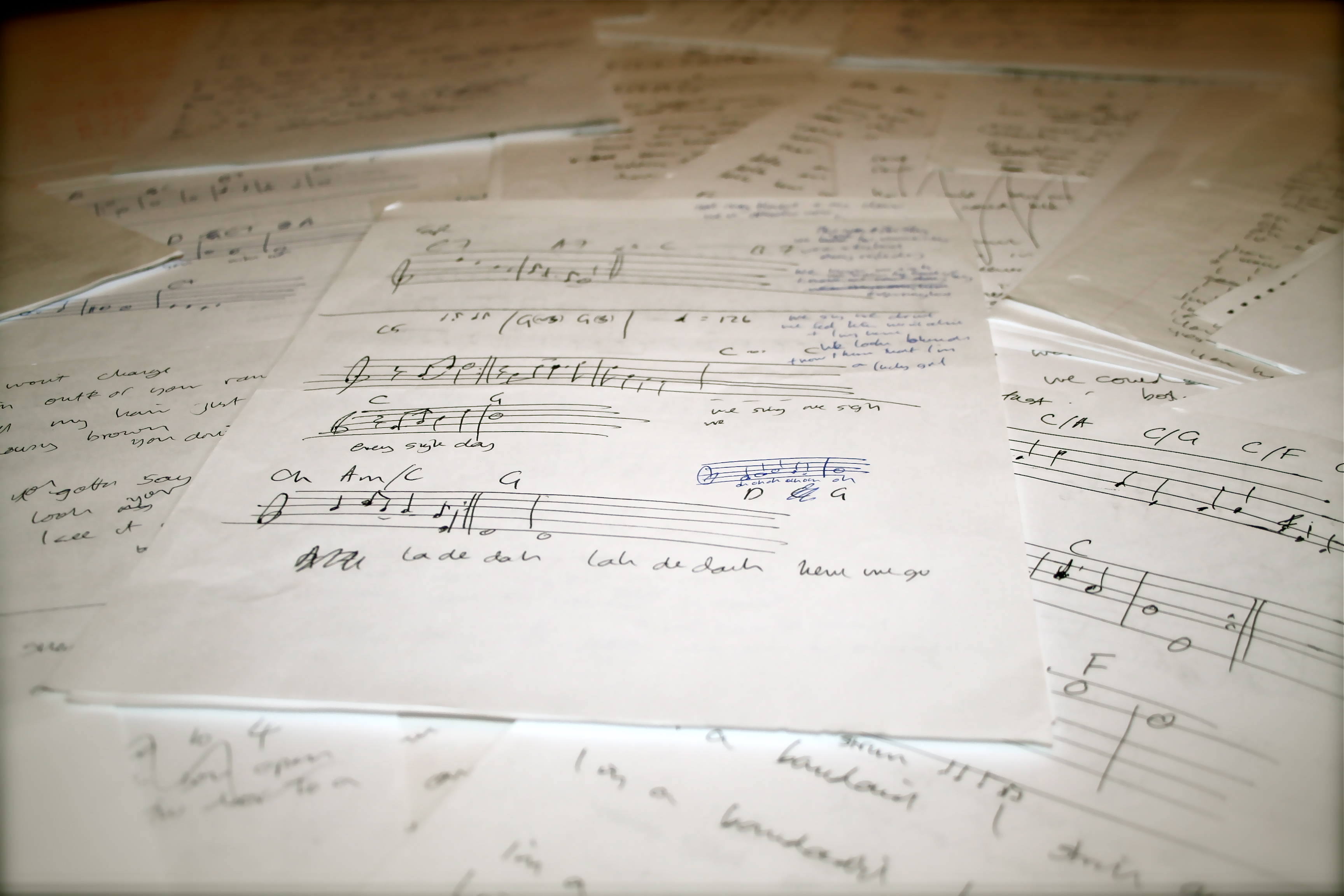 Essay writing on music